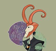King of Mischief by Mari Gusmão