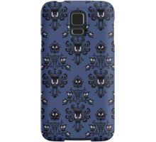 Haunted Mansion Wallpaper Samsung Galaxy Case/Skin