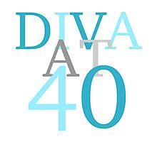 Diva At 40 Photographic Print