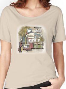 PARADISE GOLF Women's Relaxed Fit T-Shirt