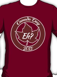 Canada Day 2015 T-Shirt