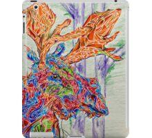 Alaska Moose iPad Case/Skin
