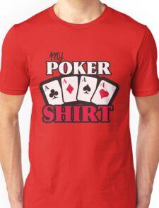 POKER shirt Unisex T-Shirt