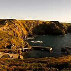 Evening at Mullion by SWEEPER