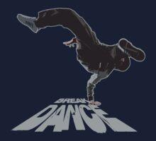 b-boy breakdance by hottehue