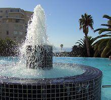 Hotel Fountain by rootesy
