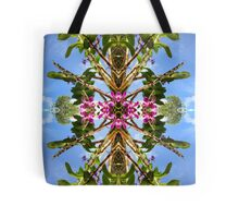Tropical Kaleidoscapes 8 Tote Bag