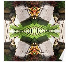 Tropical Kaleidoscapes 9 Poster