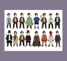 The Doctor's Wardrobe - Eleven Kids Tee