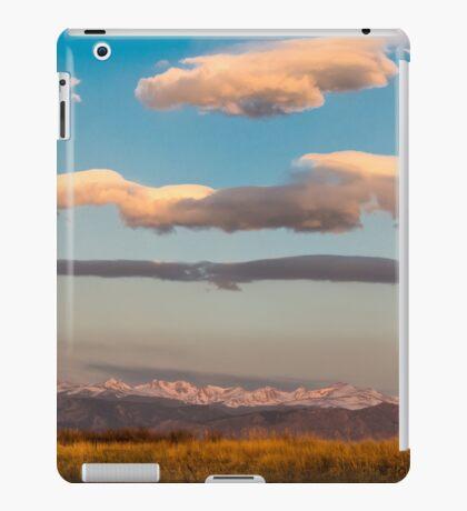 Indian Peaks Music iPad Case/Skin