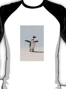 Beach Penguin T-Shirt