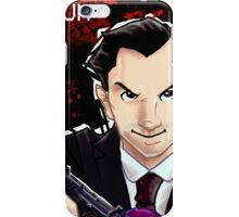 Moriarty- End your World.. iPhone Case/Skin