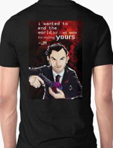 Moriarty- End your World.. Unisex T-Shirt