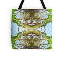 Tropical Kaleidoscapes 10 Tote Bag