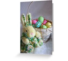 Happy Easter, My Friends! Greeting Card