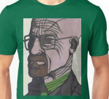 Walter White, Breaking Bad Unisex T-Shirt