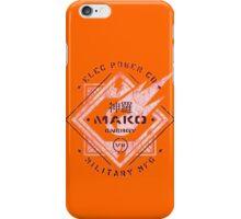Mako iPhone Case/Skin