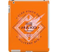 Mako iPad Case/Skin
