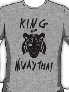 Sagat King of Muay Thai T-Shirt