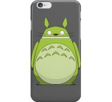 Totoroid iPhone Case/Skin