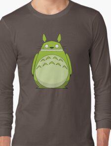 Totoroid Long Sleeve T-Shirt