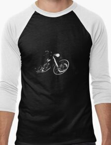 Cruiser Dark Men's Baseball ¾ T-Shirt