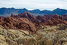 Valley of FIre by Stephen Beattie