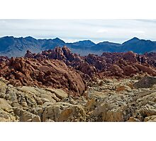 Valley of FIre Photographic Print