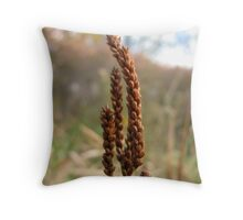 In the Brush Throw Pillow