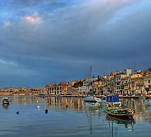Early Morning At Kalkara Creek by Xandru