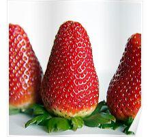 Strawberry #3 Poster