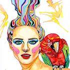 Carmen - A tropical mind by Heaven7