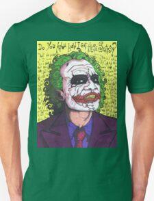 The Joker, The Dark Knight #2 T-Shirt