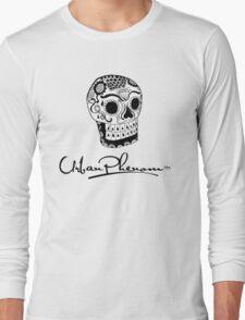 Urban Phenom™ - Day of the Dead Skull Long Sleeve T-Shirt