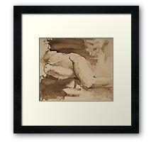 seneca Framed Print