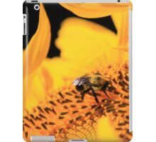 Bumble Bee Flower iPad Case/Skin