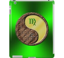 Virgo & Horse Yang Metal iPad Case/Skin