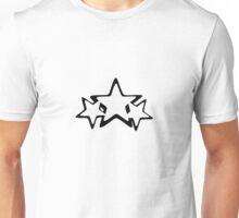 Tri Star. Unisex T-Shirt