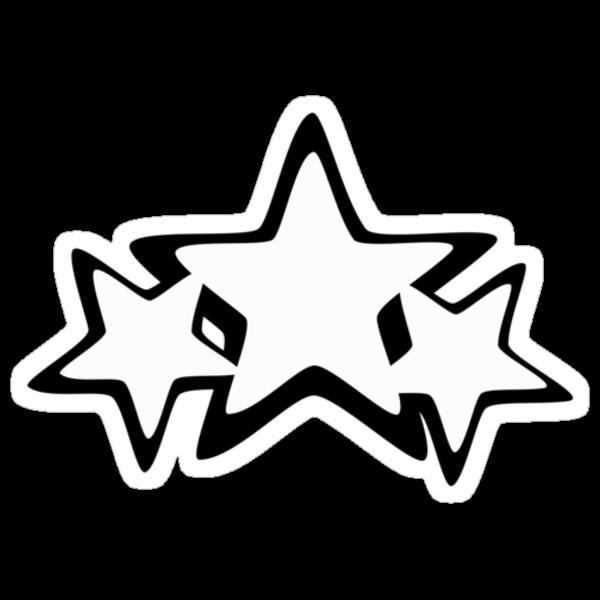 Tri Star. by Katt25