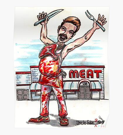 Meat Market... Poster