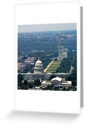 DC From the Air by BProven40