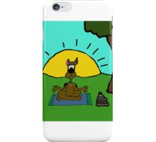 Scooby Be iPhone Case/Skin