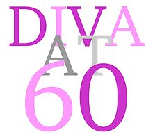Diva At 60 by thepixelgarden