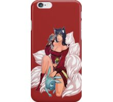 Ahri and Fizz  iPhone Case/Skin