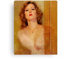 Vintage Glam Canvas Print