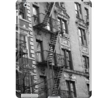 New York City apartments iPad Case/Skin