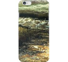 Black river by rafi talby iPhone Case/Skin