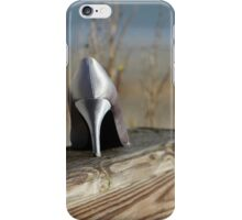 On the way to the beach... iPhone Case/Skin
