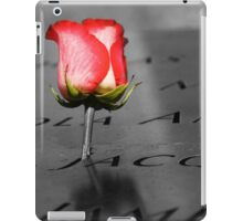 Ground Zero memorial iPad Case/Skin