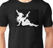 Pirate Pin-Ups logo Unisex T-Shirt